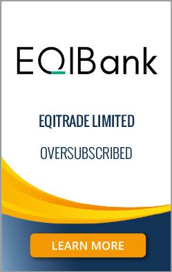 EQITrade Oversubscribed