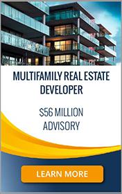 Multifamily Real Estate Developer