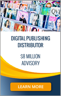 Digital Publishing Distributor